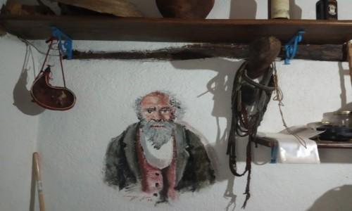 Zdjecie WłOCHY / Sardynia / Orgosolo / W piwnicy gospodarza