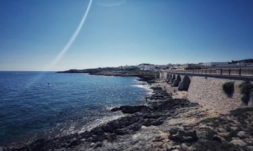 Zdjecie WłOCHY / Puglia  / Santa Maria di Leuca / Na samym końcu Włoch