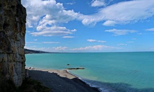 Zdjecie WłOCHY / Calabria / Marina di Roseto Capo Spulico / Morze Jońskie