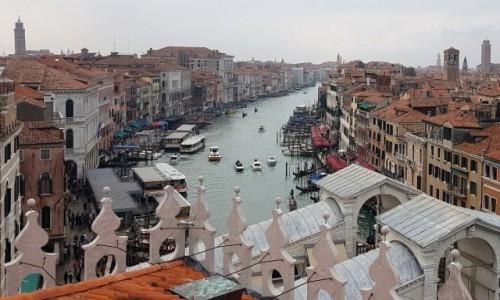 Zdjecie WłOCHY / Wenecja  Euganejska / Wenecja / Dzieje się