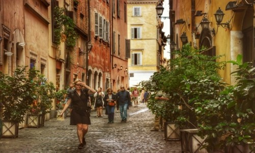 Zdjecie WłOCHY / - / Rzym / Roma