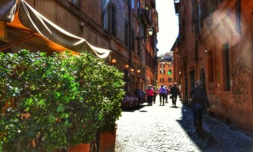 Zdjecie WłOCHY / - / Rzym / Spacer po Rzymie