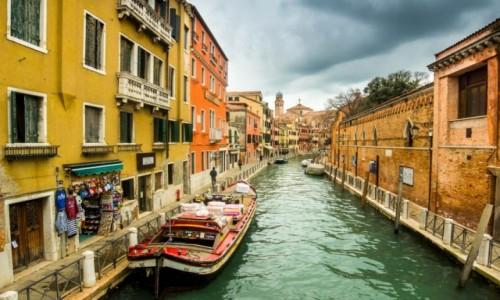 Zdjecie WłOCHY / Wenecja / wenecja / Fondamenta dei Tolentini