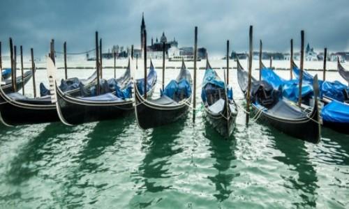 Zdjecie WłOCHY / Wenecja / wenecja / w oczekiwaniu na poprawę pogody
