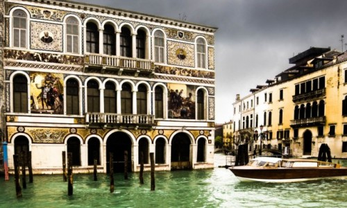 Zdjecie WłOCHY / Wenecja / Wenecja / Canal Grande,