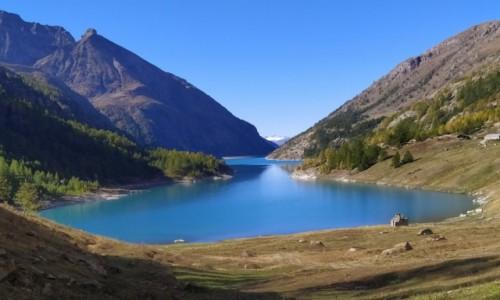 WłOCHY / Alpy Włoskie / Dolina Aosty / ALPY