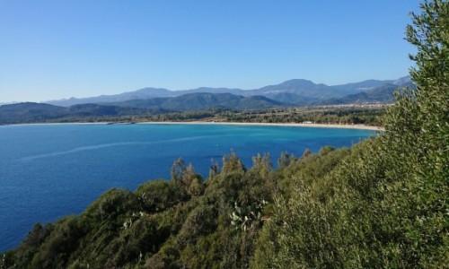 Zdjecie WłOCHY / Sardynia / Arbatax / Widok z wieży San Gemiliano