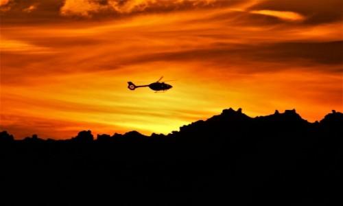 Zdjęcie WłOCHY / alpy / monte scorluzzo / w drodze na pomoc