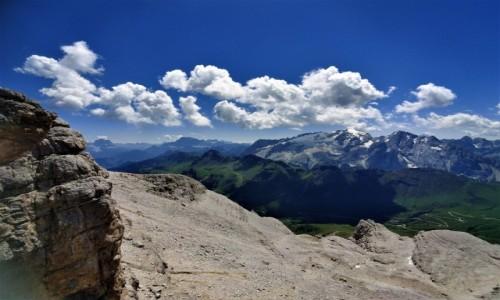 WłOCHY / alpy / na szlaku / Alpy