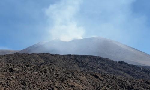 Zdjecie WłOCHY / Sycylia / Etna / Wulkan