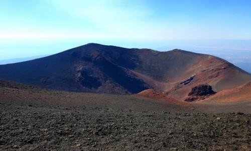 Zdjecie WłOCHY / Sycylia / Etna / Zbocza Etny