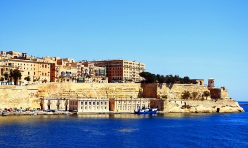 Zdjecie MALTA / Malta / La Valetta / La Valetta