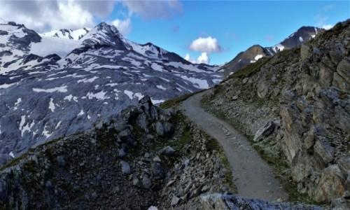 Zdjecie WłOCHY / alpy / Przełęcz Stelvio  ciut wyżej :) / Alpejskie klimaty