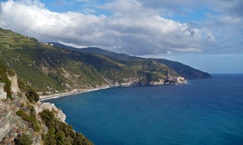 Zdjecie WłOCHY / Liguria / Cinque Terre / Wybrzeże