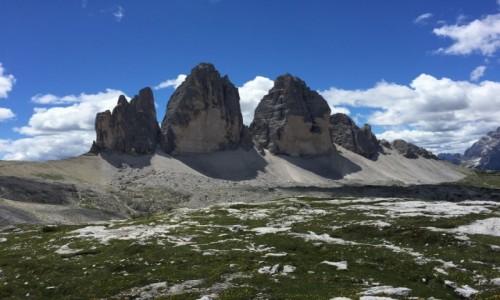 Zdjecie WłOCHY / - / Tre Cime di Lavaredo / Górskie rejony