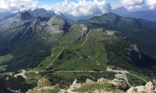 Zdjecie WłOCHY / - / rejony Cortina d'Ampezzo / Górskie rejony