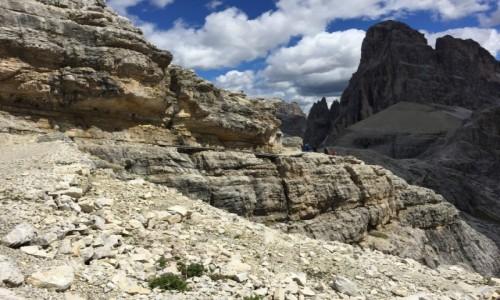 Zdjecie WłOCHY / - / Rejony Tre Cime di Lavaredo / Górskie rejony