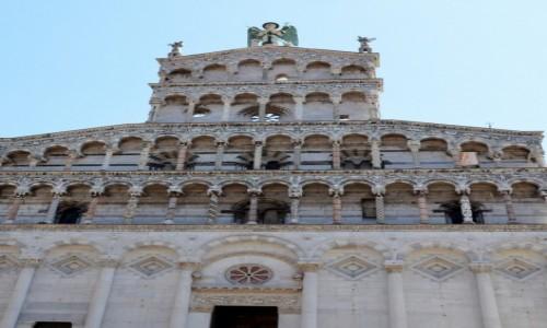 Zdjecie WłOCHY / Toskania / Lukka / Chiesa di San Michele in Foro