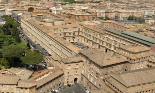 Zdjecie WłOCHY / Lazio / Rzym / Rzym, muzeum Watykańskie