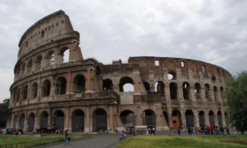 Zdjęcie WłOCHY / LACJUM / Włochy / RZYM