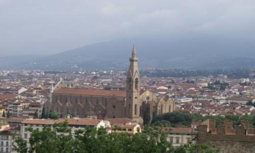 Zdjecie WłOCHY / TOSKANIA / Włochy / FLORENCJA