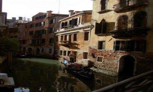 Zdjecie WłOCHY / brak / Wenecja / Wenecja w marcu