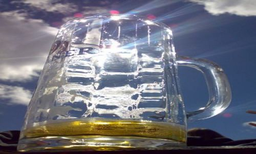 Zdjecie WłOCHY / brak / Canazei / Beer !!!  by => Nokia [E90]