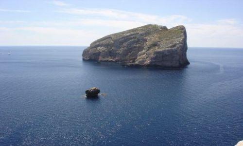Zdjecie WłOCHY / Sardinia / pn/zach wybrzeze Sardynii / Capo Caccia