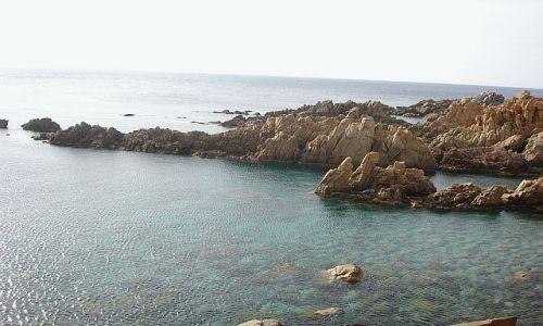 Zdjecie WłOCHY / Sardynia / Costa Paradiso / Rajskie Wybrzeze