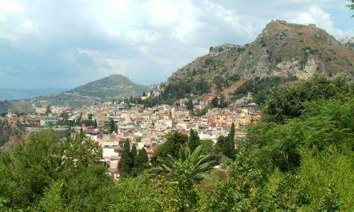 Zdjecie W�OCHY / Sycylia / Taormina / Taormina