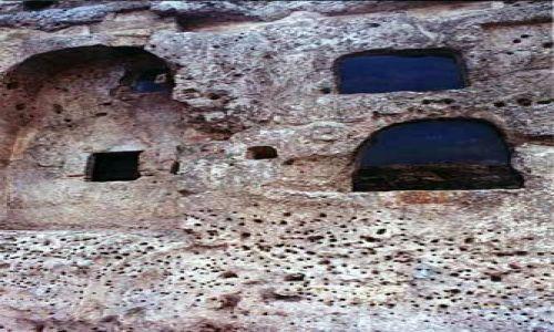 Zdjecie WłOCHY / Basilicata / Matera Sassi / Umarłe miasta - kościół skalny