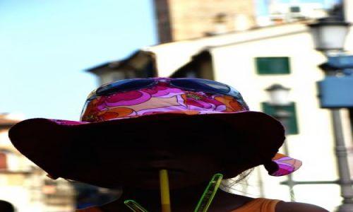 Zdjęcie WłOCHY / Weneto / Padowa / Różowy Kapelusz