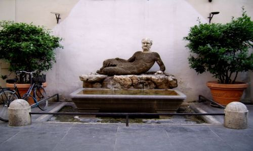 Zdjecie WłOCHY / Lazio / Rzym / odpoczynek