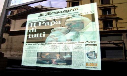 Zdjecie WłOCHY / Lazio / Rzym / ---