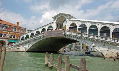 Zdjecie WłOCHY / Emilia Romania / Wenecja / Most