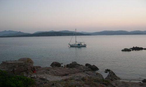 Zdjecie WłOCHY / sardenia / san teodoro i  okolice / na wyspie molara