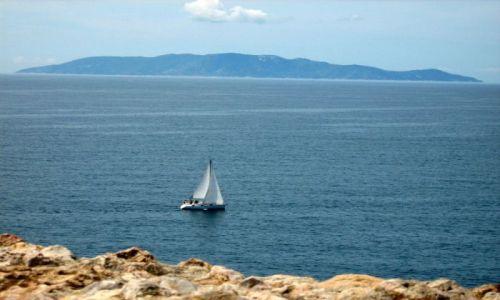 Zdjecie WłOCHY / Toskania / talamone / sailing