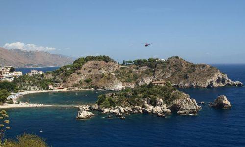 Zdjecie WłOCHY / brak / Sycylia / u stóp Taorminy