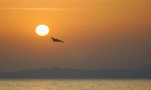Zdjecie WłOCHY / Baia Domizia  / Baia Domizia  / Lot w stronę słońca