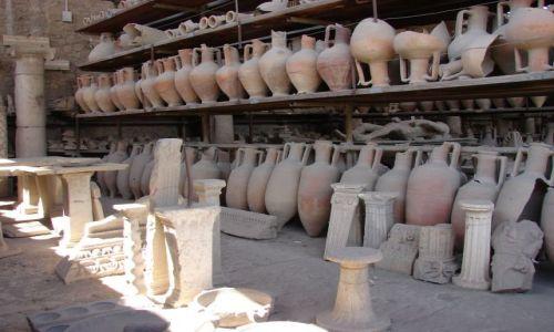 Zdjęcie WłOCHY / Pompeje / Pompeje / Ruiny