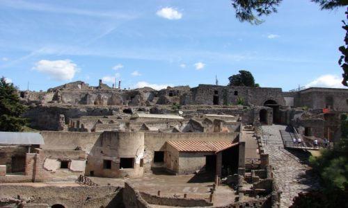Zdjęcie WłOCHY / Pompeje / Pompeje / Pompeje