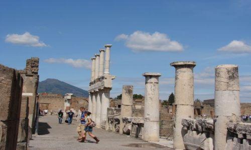 Zdjecie WłOCHY / Pompeje / Pompeje / Pompeje