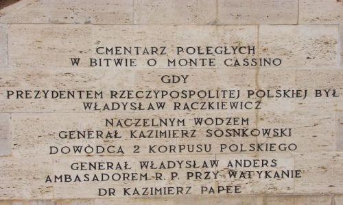 Zdjecie WłOCHY / Włochy / Włochy / Monte Cassino
