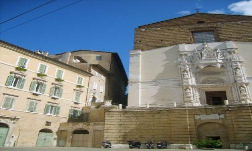Zdjęcie WłOCHY / wybrzeże Adriatyku / Ancona / kościół