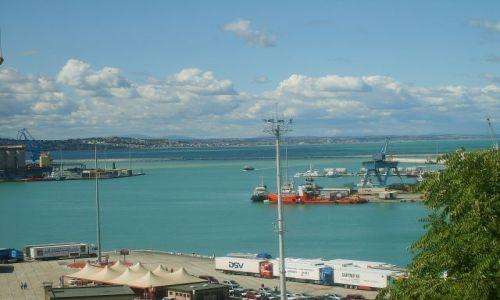 Zdjęcie WłOCHY / wybrzeże Adriatyku / Ancona / port