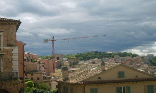 Zdjęcie WłOCHY / wybrzeże Adriatyku / Ancona / miasto