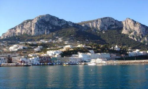 Zdjęcie WłOCHY / Campania / Capri / Marina Grande