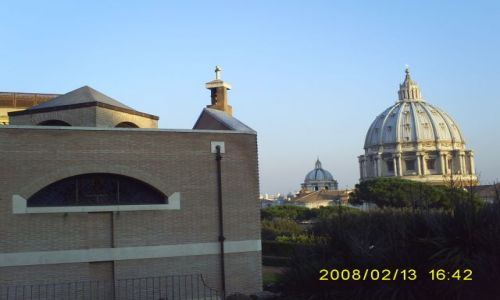 Zdjecie WłOCHY / Rzym / Watykan / Ogrody watykańs