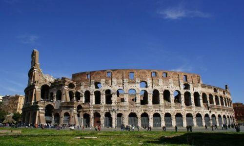 Zdjecie WłOCHY / brak / ROMA / Ruiny jakiejś kamienicy... ;