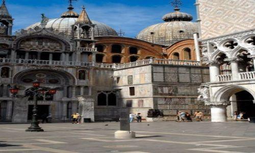 Zdjecie WłOCHY / Wenecja / Wenecja / Piazza of San Marco